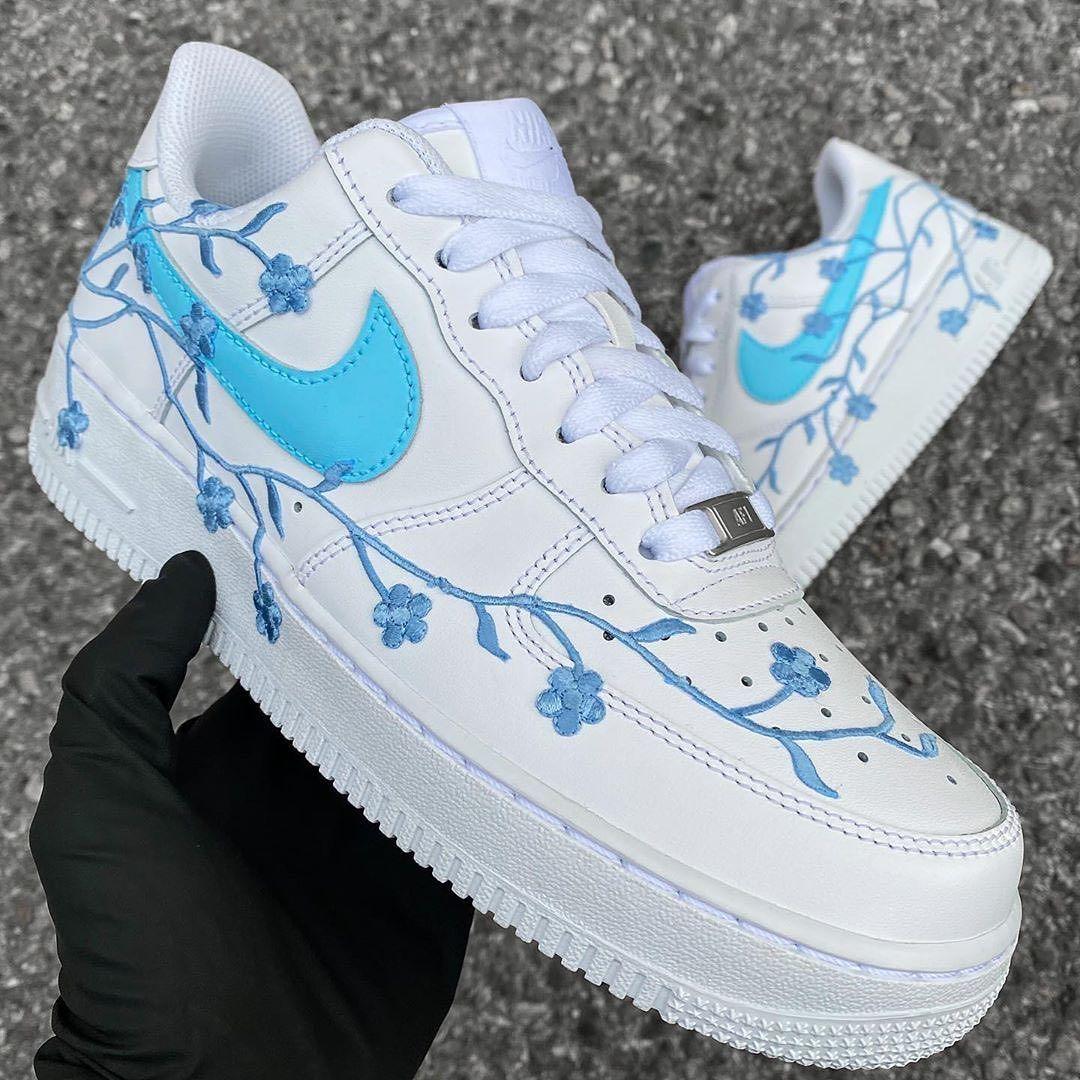 Pin on Custom Sneakers, Shoes, Air Force Ones, Nike, Vans