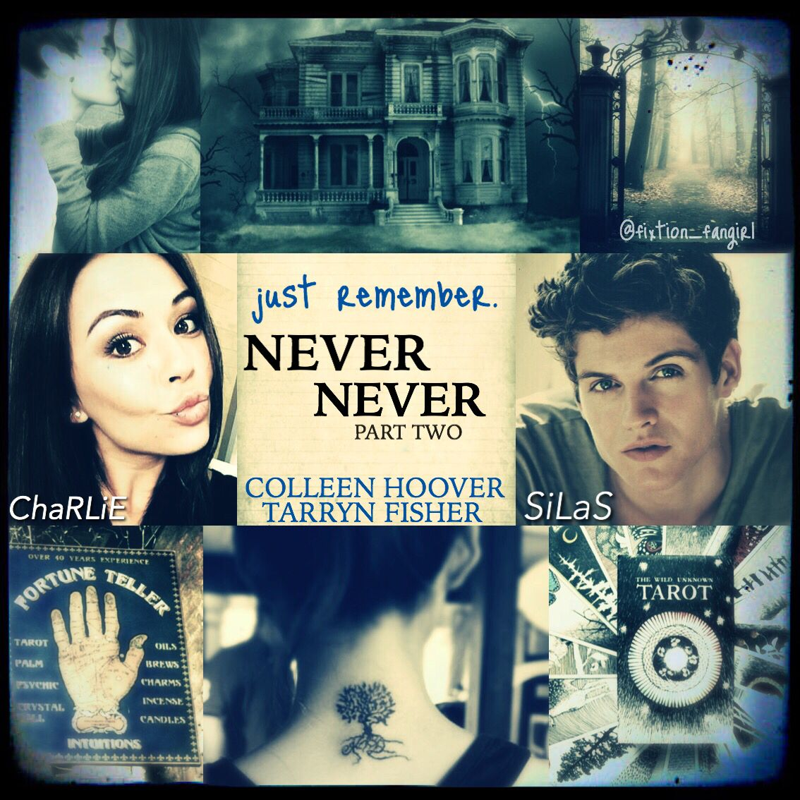 Never Never Part Two By Colleen Hoover Tarryn Fisher