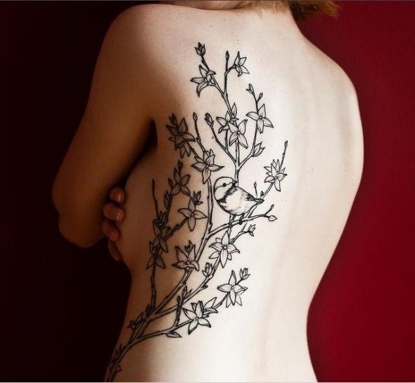 Creative Dispatch: Beautiful & Creative Tattoos/Piercings