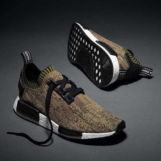 6abec175c87c8b Take on the urban jungle in your own terms. The  NMD Runner PK  Camo ...