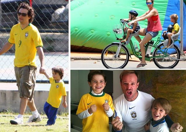 Mexegabula: Vestindo a Camisa - Vai, Brasil!