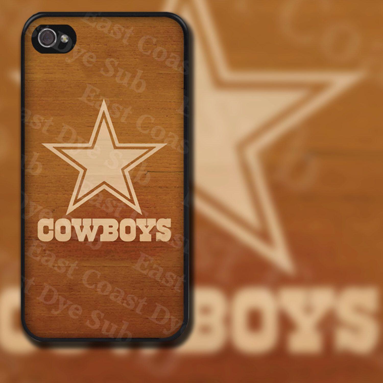 Dallas Cowboys Wood Look Design on iPhone 5/5s/5c/6/6 Plus