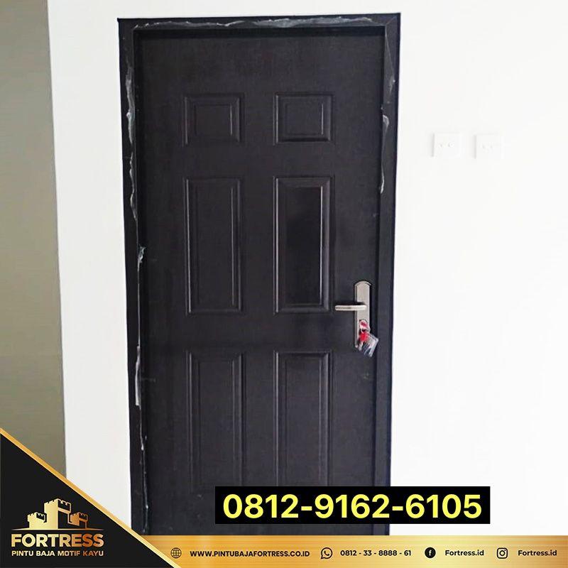 0812-9162-6105 (FORTRESS), Pandeglang Steel Door Leaves,