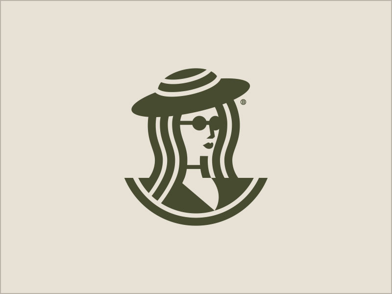 20 Fresh Negative Space Logo Design Ideas 2019 Negative