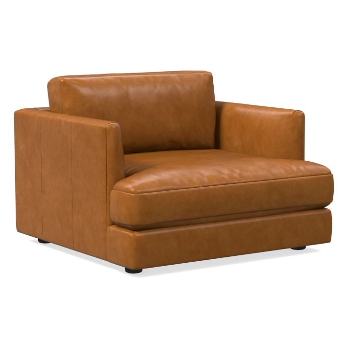 Haven Leather Chair And A Half Leather Chair And A Half Chair And A Half Leather Chair One and a half chair