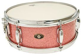 Pretty pink snare drum