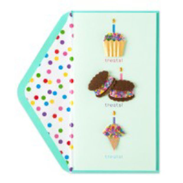 Birthday Beaded Treats Birthday Cards Papyrus Wishes