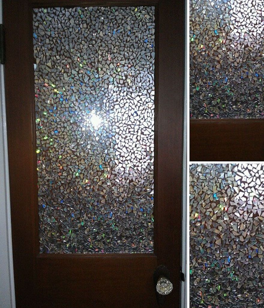 recycled-diy-old-cd-crafts-12__605 For that tiny window next to the ...
