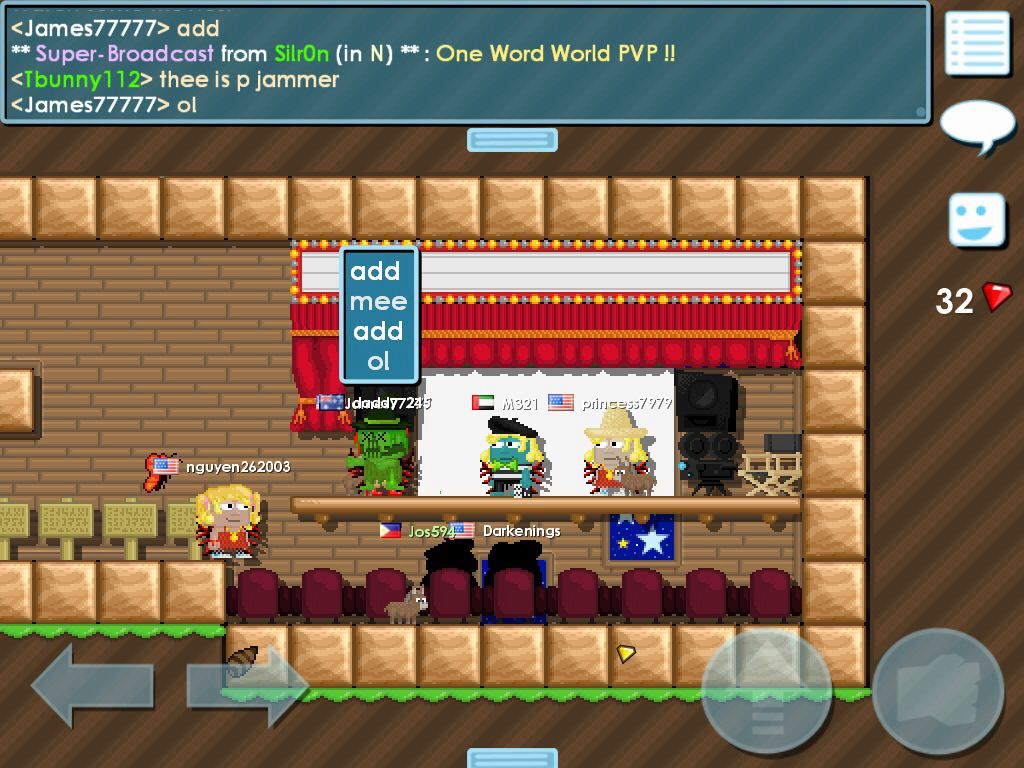 Luv GrowTopia ️😭 Broadway shows, Pvp, Broadway show signs