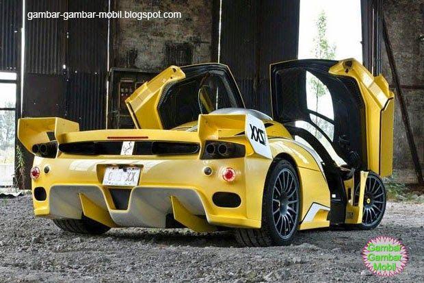 Foto Mobil Ferrari Modif