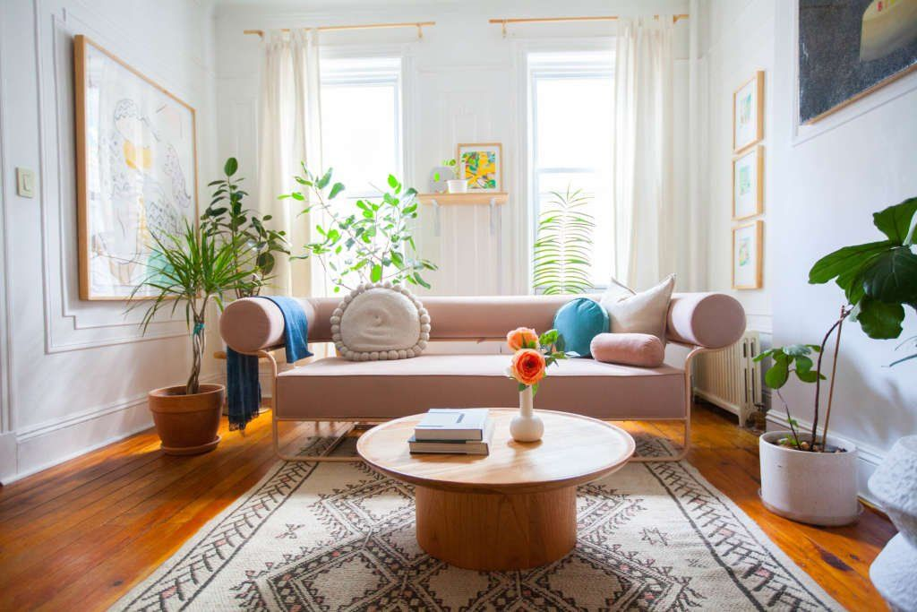 6 Big Living Room Rules Totally Worth Breaking This Year Big