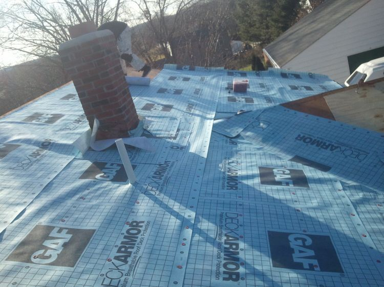Metal Roof Installation | Metal Roof Underlayment