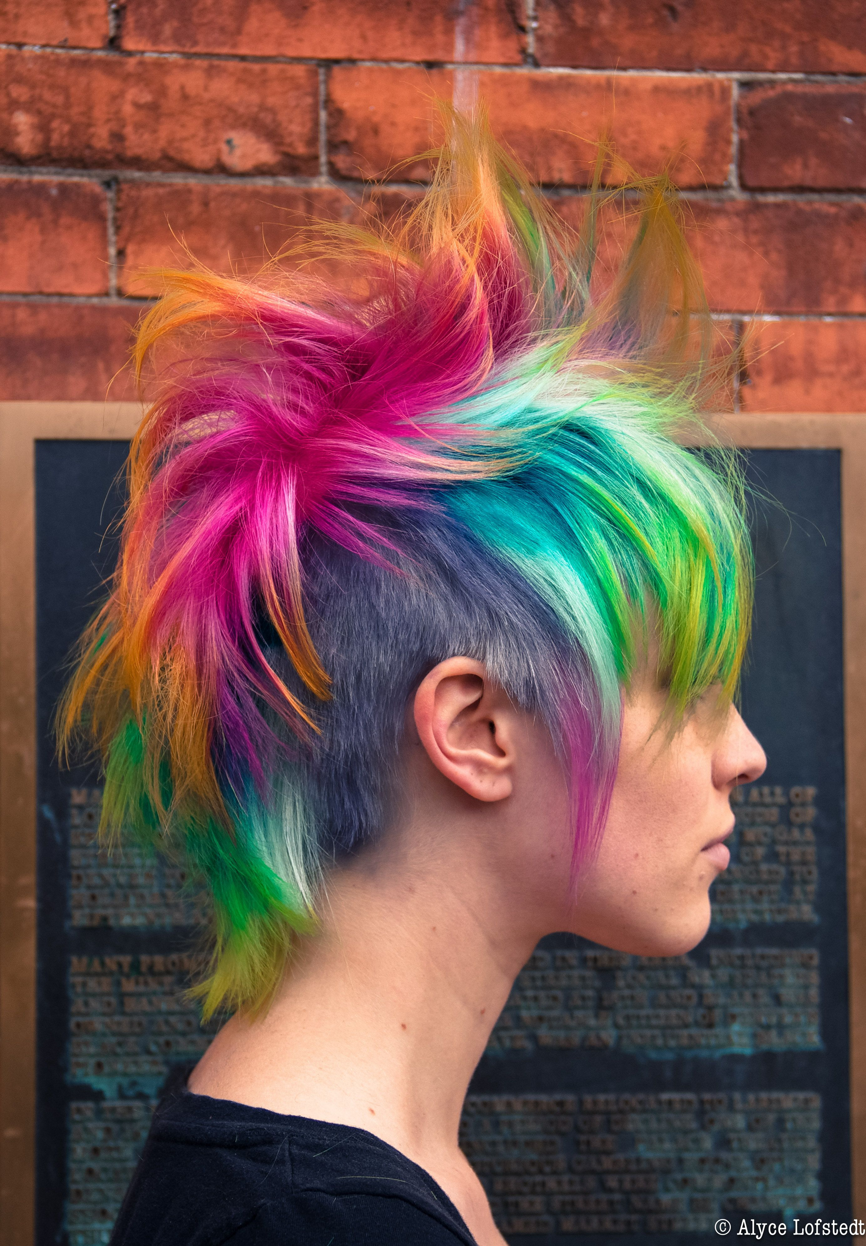 Big pink ombre temporary hair dye set colores pinterest hair