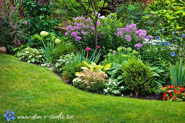 Staudenbeete im Frühjahr auf die Saison vorbereiten Gardens