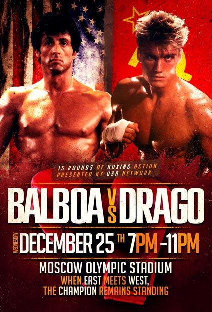 ROCKY Movie PHOTO Print POSTER Textless Art Balboa Sylvester Stallone Boxing 001