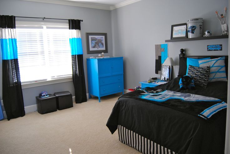 Captivating Carolina Panthers Bedroom Decor   Google Search