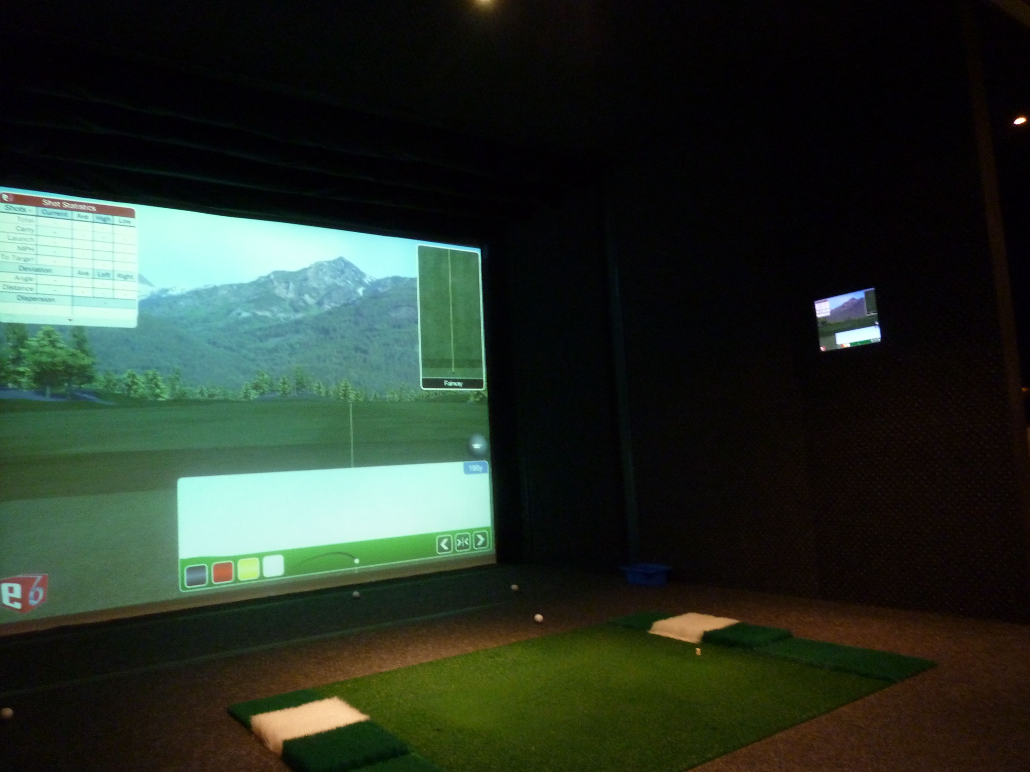 Pin By Masonmathew On Golf Golf Simulators Golf Courses Golf Fashion