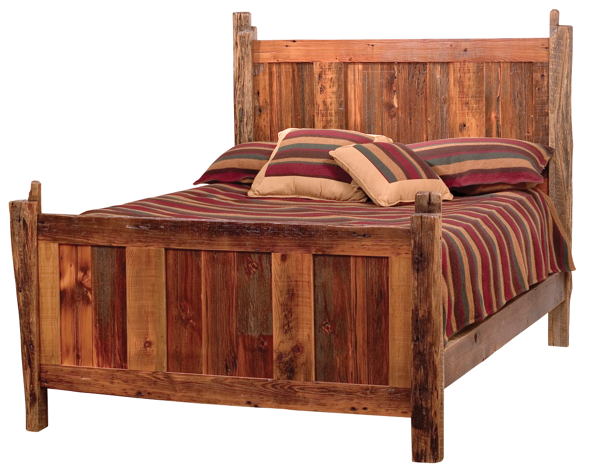 Rustin Headboards For Twin Beds  Teton Barnwood Bed  Cozy Throws Gorgeous Barn Wood Bedroom Furniture 2018