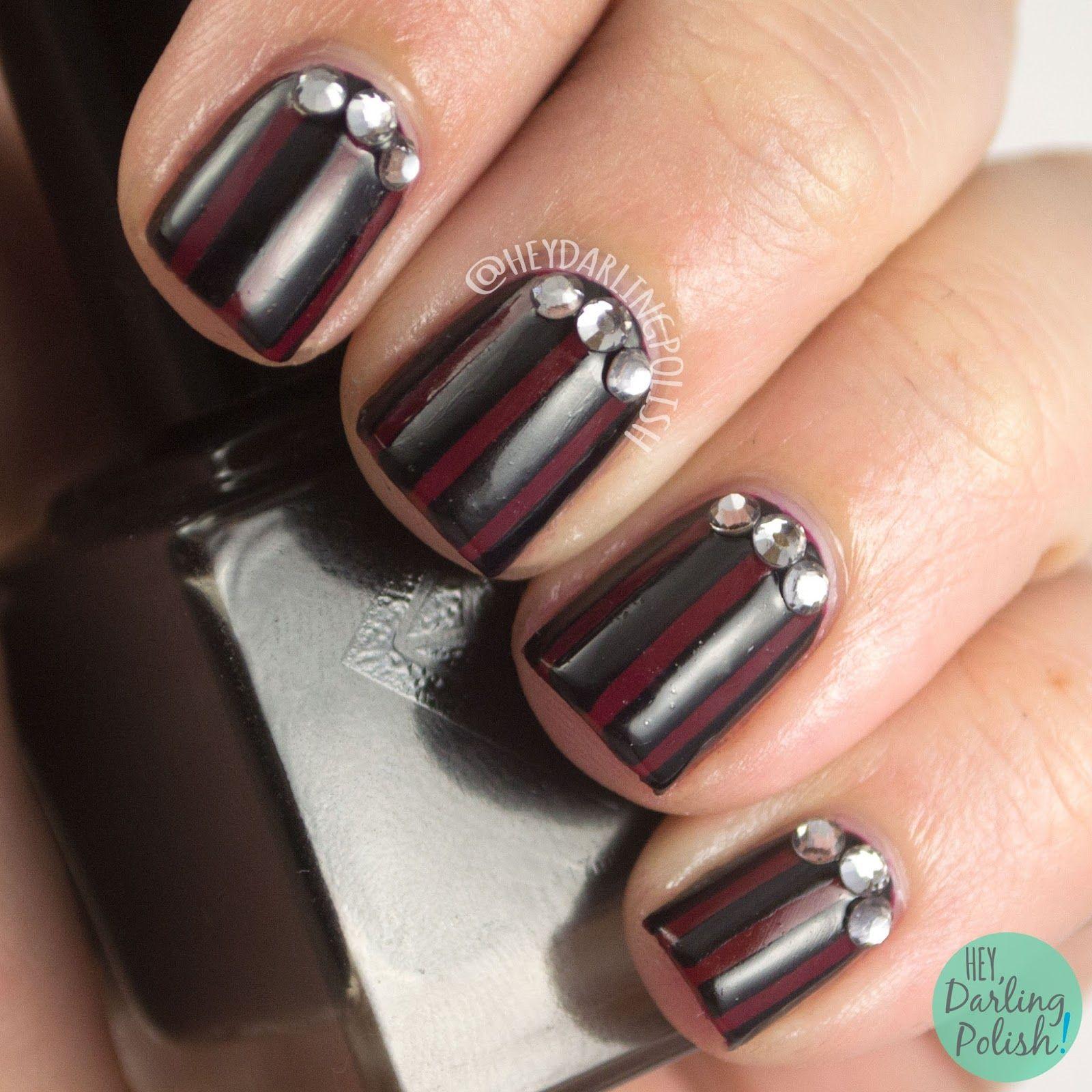 Luxe Lacquers - Chantal + Josette #nails, #nailart, #nailpolish ...