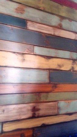Pallet Wall Backdrop