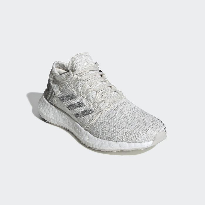 Cheap Adidas Pureboost Go UK White Adidas Running Shoes Kids