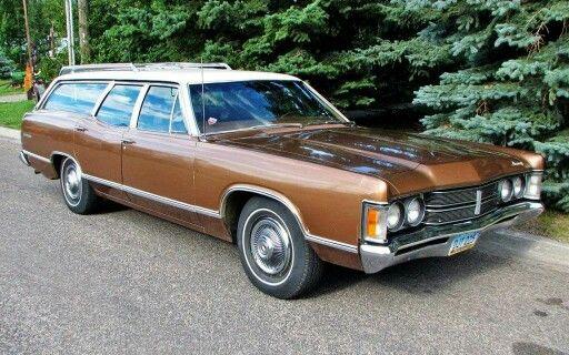 1969 Mercury Monterey Custom Station Wagon Station Wagon Wagon American Classic Cars