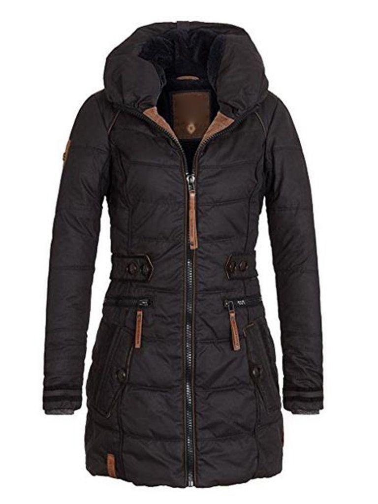 6175e244942 Fluffy Jackets For Women Designer. Berta Puffer Coat With Hood