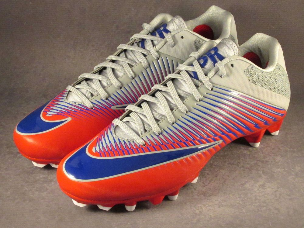 865ee56f07d1 Men's Nike Vapor Speed 2 TD Low Football Lacrosse Cleats Size 12.5 #Nike