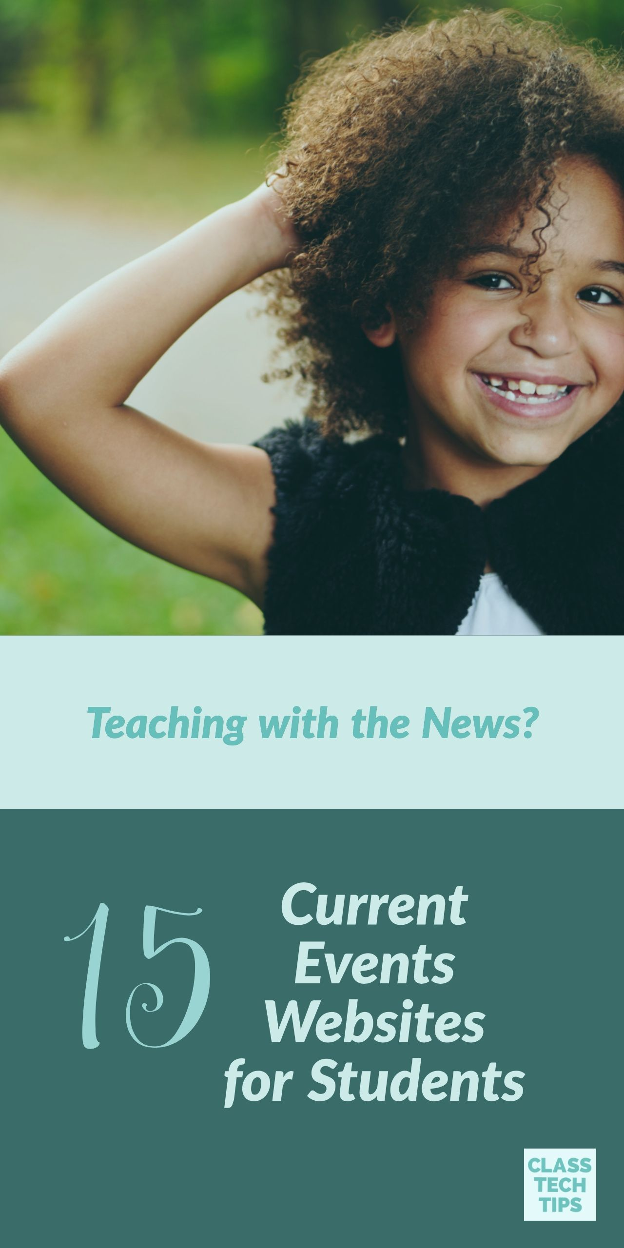 Teaching With The News 15 Current Events Websites For