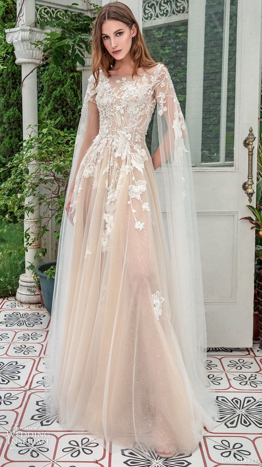 "First Look Dany Tabet Fall 2021 Wedding Dresses — ""Emerge"