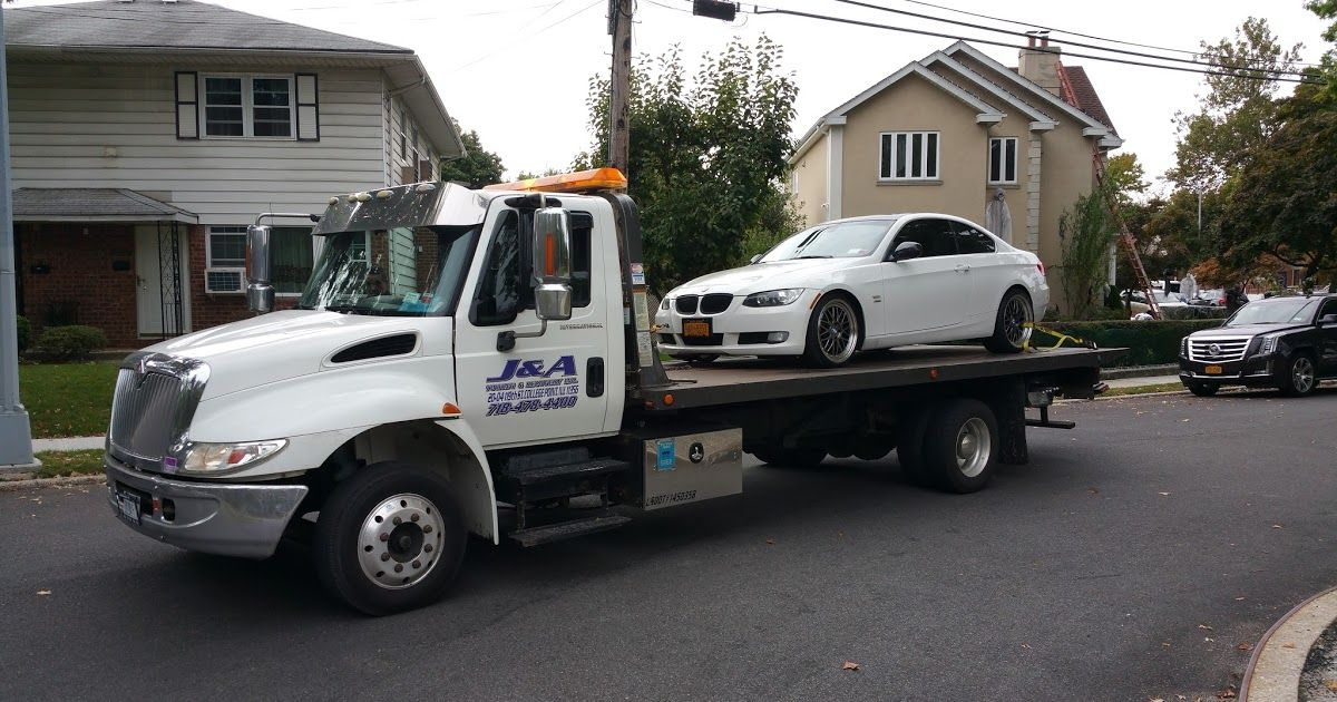 Towing Your Vehicle in New York and Queens : Find Towing Company ...