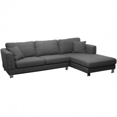 Best Fabric Sectional Dark Grey Fabric Sectional Sofas 400 x 300