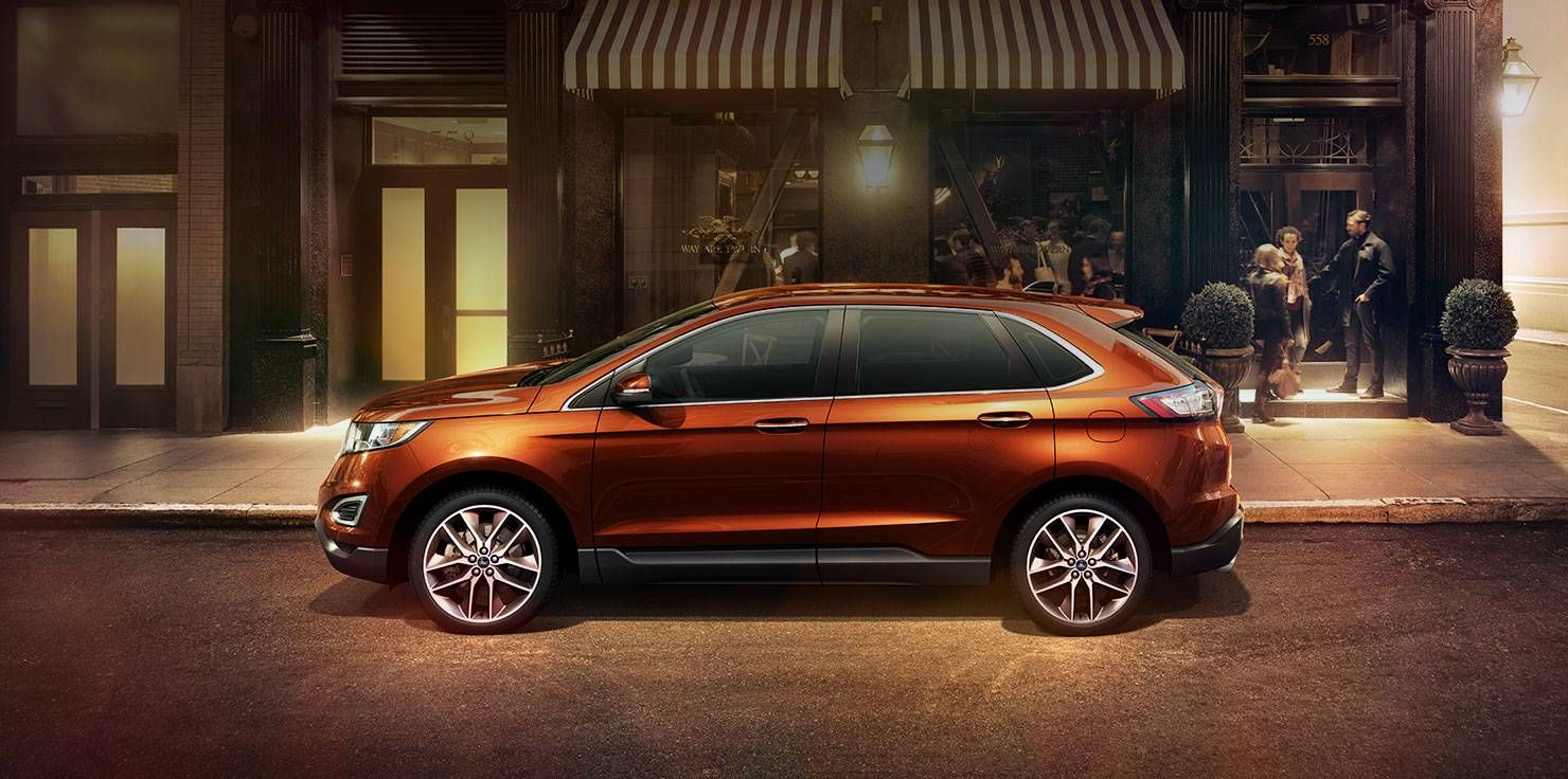 2015 ford edge second generation 2015 ford edge is a fuel saving crossover just unveiled by ford