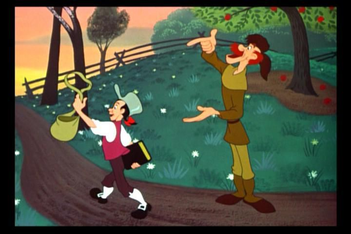 Tiggeriffic Trivia Johnny Appleseed Johnny Appleseed Walt Disney Studios Disney Kids