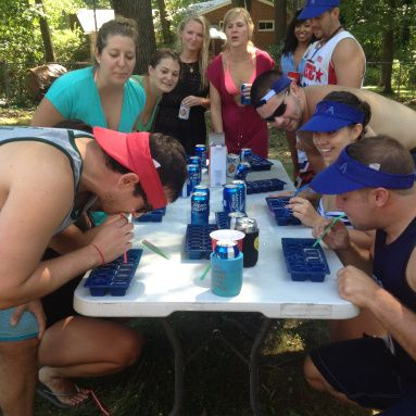 house party drinking games for adults