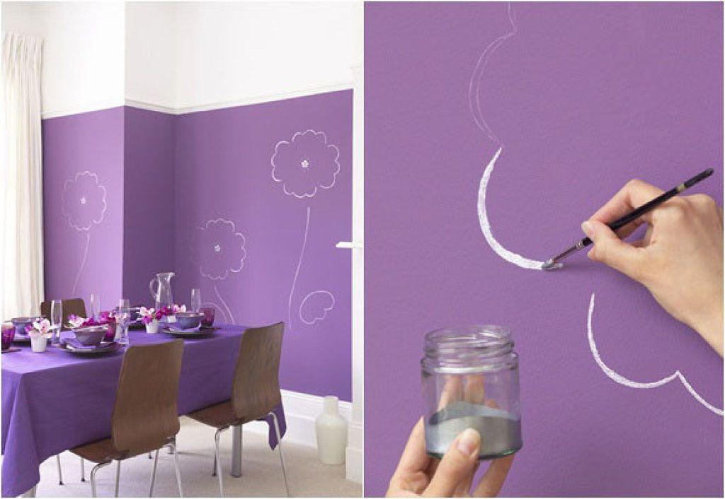 Pintar guardas en pared paso a paso buscar con google - Decoraciones para paredes ...