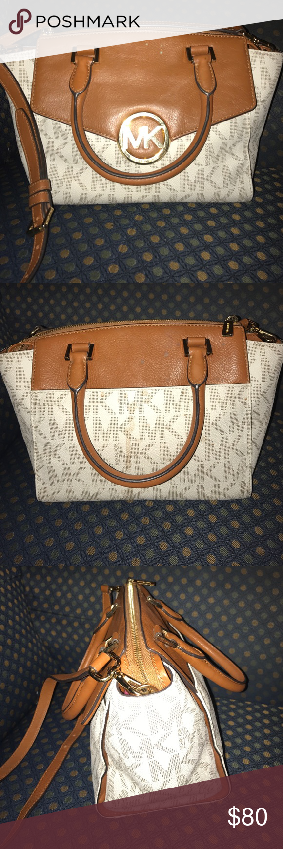 Michael Kors Satchel Good condition, only used on occasions. No wear or tear, clean with no stains KORS Michael Kors Bags Shoulder Bags