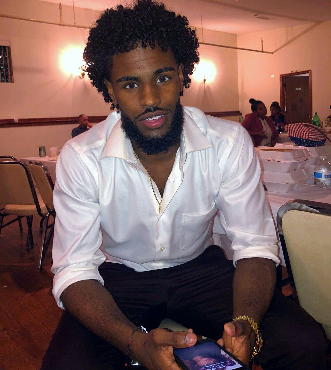 Pinterest Desszyb For Lit Pins Dark Skin Men Boys With Curly Hair Man Bun Hairstyles