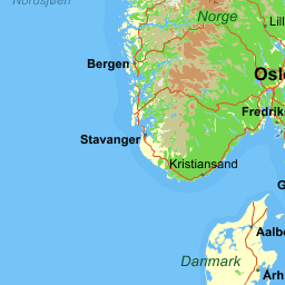 gule sider kart danmark Gule Sider® Kart | Stavanger, Rogaland | Pinterest | Stavanger gule sider kart danmark