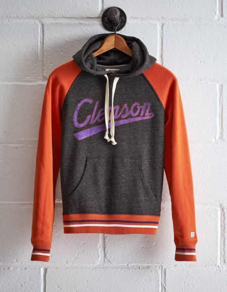 18bad56fc8be Tailgate Women s Clemson Popover Hoodie