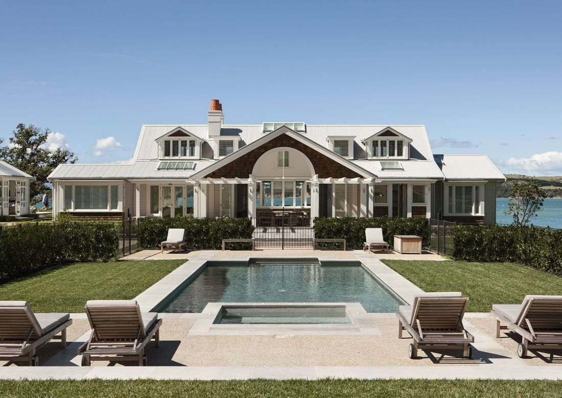 House · Waterfront Home ...