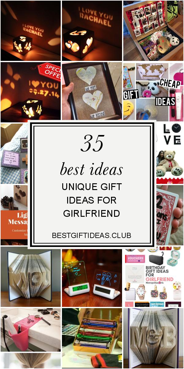 35 Best Ideas Unique Gift Ideas For Girlfriend Birthday Gifts Girlfriend Gifts Birthday Gifts For Girlfriend Birthday Cards For Boyfriend