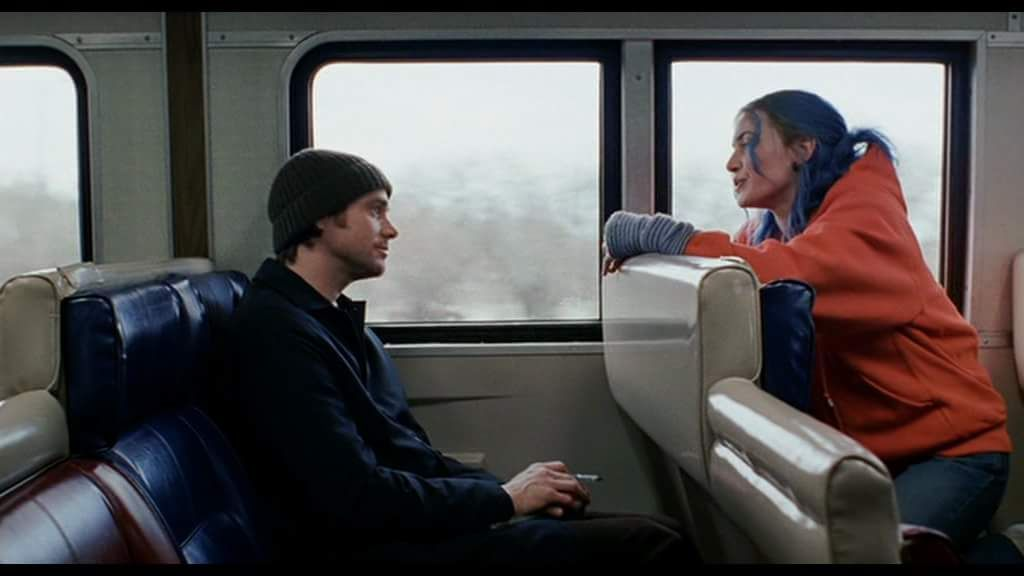 """Touché  """"We met at the wrong time. That's what I keep telling myself anyway. Maybe one day years from now, we'll meet in a coffee shop in a far away city somewhere and we could give it another shot.""""  (c) Eternal Sunshine of the Spotless Mind, 2004"""