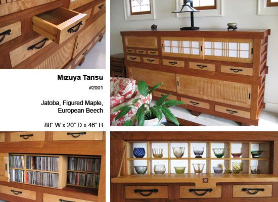New Tansu Step Chest Furniture | Mouse Over Categorized Thumbnail Images  Below To See More Examples