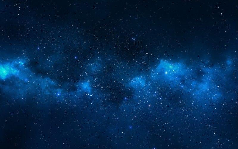 Vía láctea protagoniza universo espacio nebulosa in Naturaleza y Paisajes. Toneladas de calidad ...