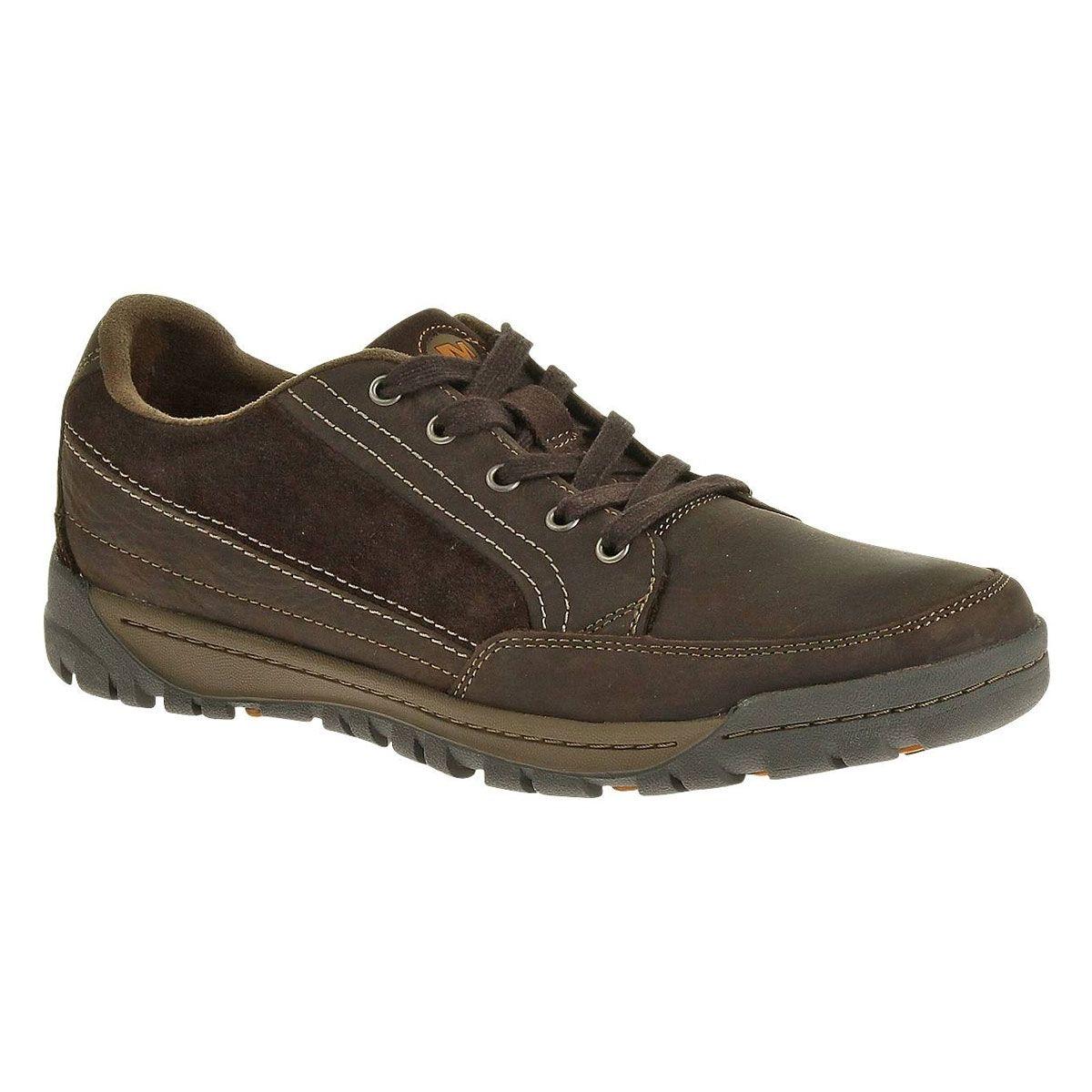 Image of Merrell Traveler Sphere Shoes (Men's) - Espresso