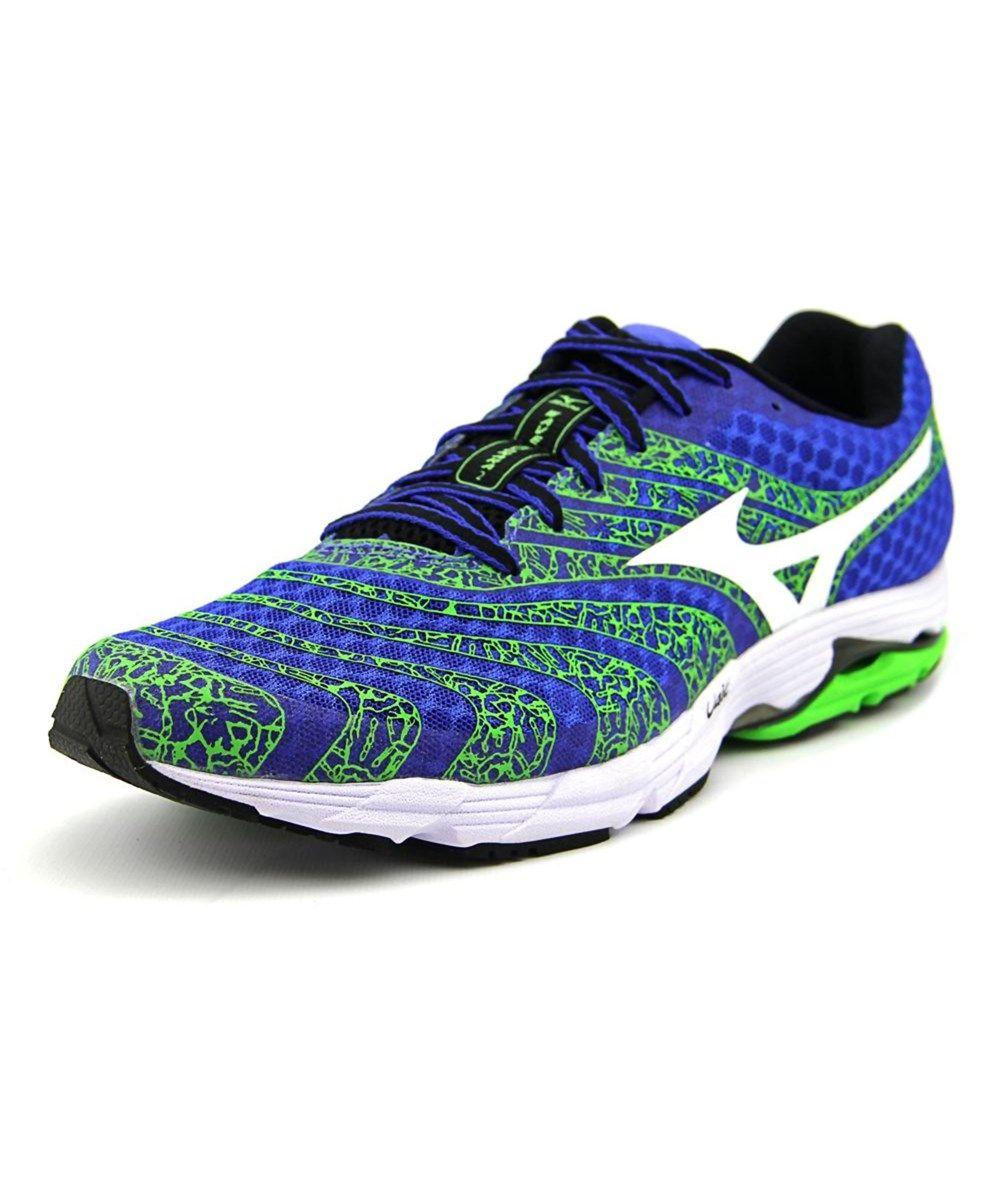 the latest fcff9 8c0f3 MIZUNO Mizuno Wave Sayonara 2 Round Toe Synthetic Running Shoe.  mizuno   shoes