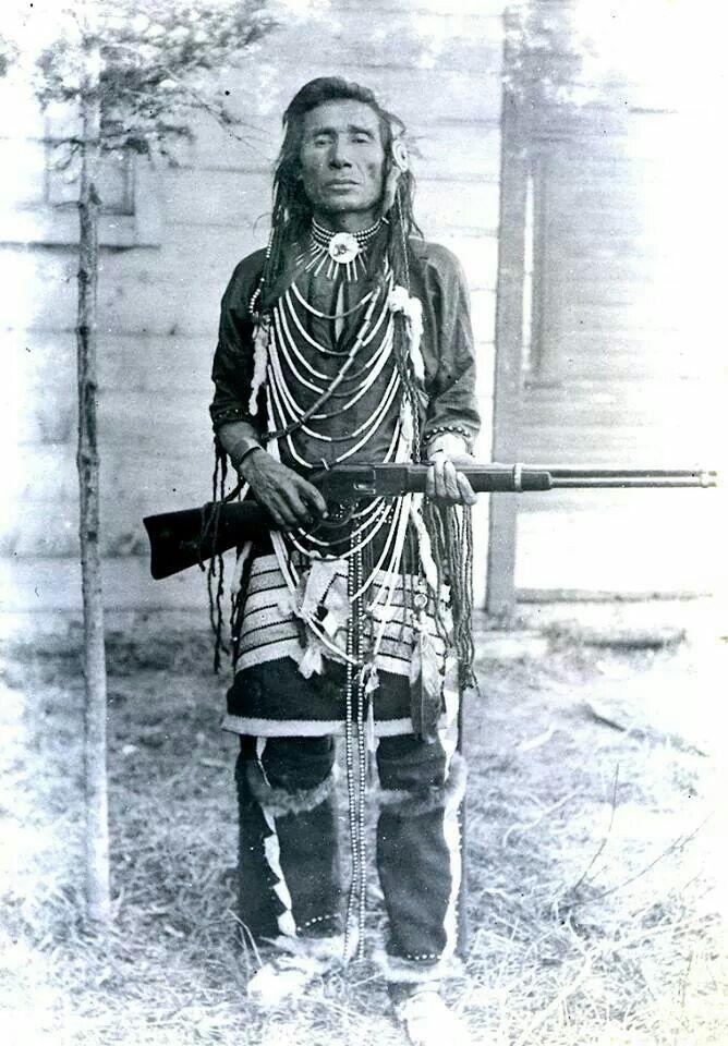 Atimoyoo, Cree Indian