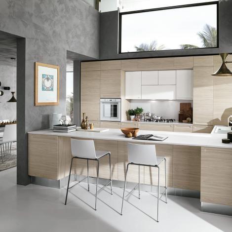 cocinas modernas | Cocinas modernas Colombini | Cucine | Pinterest