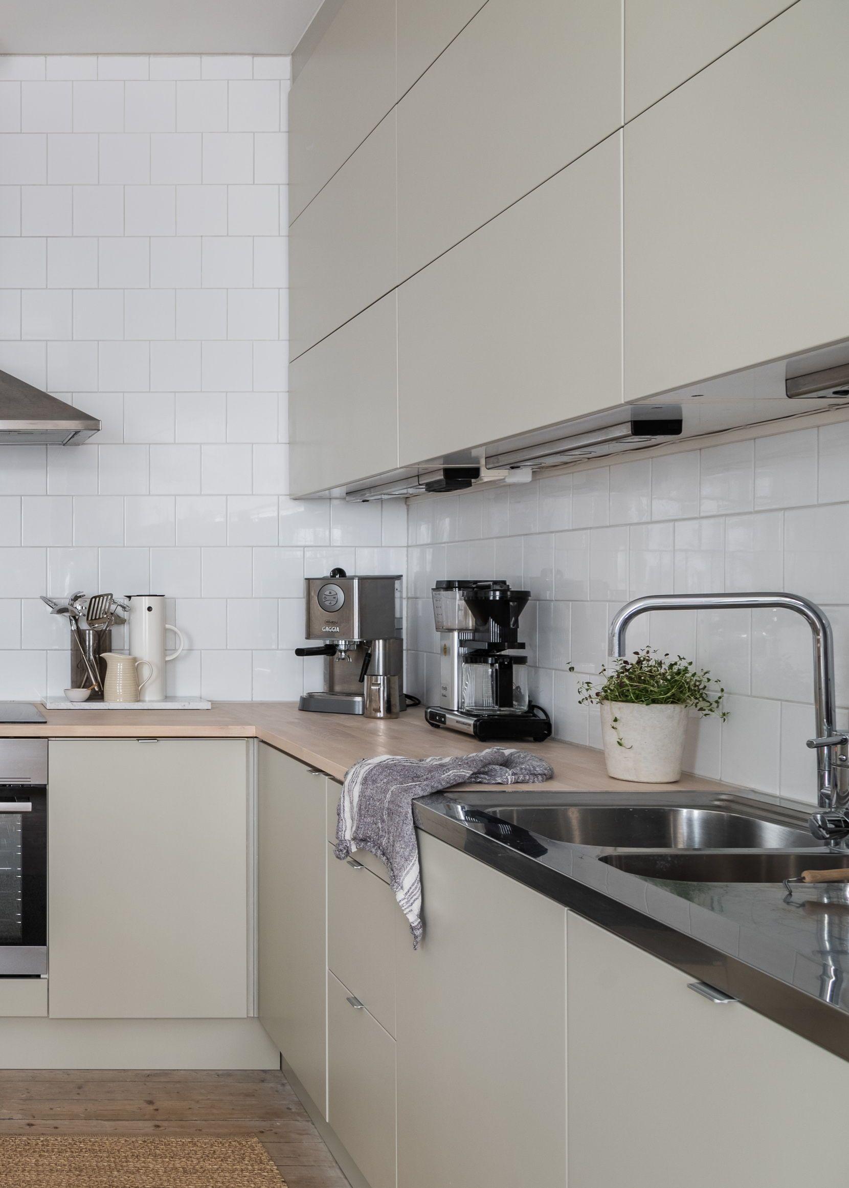 Best Beautiful Beige Kitchen Beige Kitchen Kitchen Interior 640 x 480
